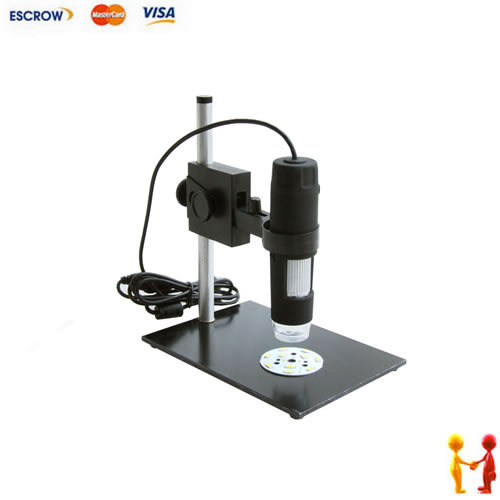 ФОТО 600X USB Digital Microscope, Image CMOS Sensor, Endoscope Magnifier