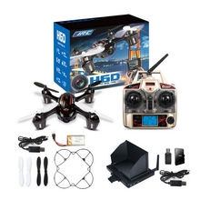 JJRC H6D 5.8G Realtime FPV Camera Drone One Key Return RC Quadcopter nano quadcopter W/ 2MP HD Camera VS Hubsan FPV drone H107D