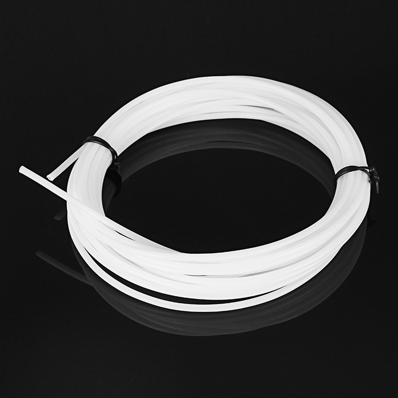 TEVO 3D Printer 10m PTFE Tube Length 1.75mm Filament 2mm Inner 4mm Outer PTFE Tube  For 3D Printer
