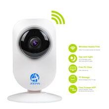 JOOAN A5 Mini WiFi 720 P HD IP Inalámbrica Cámara de Dos modo de Audio Seguridad Para El Hogar Cámara de Red Plug Play iPhone Móvil Configuración de Vista
