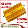 Direct Marketing GSM970 1000square meters,900MHz Gain 60DBI phone signal booster repeater Amplifier Free shipping