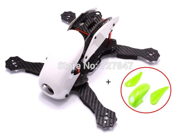 Robocat 270 270mm 4- Carbon fiber  Mini Quadcopter Frame w/ Two Plastic Shell robocat 270mm 4 axis carbon fiber quadcopter frame naze rev6 flight control lhi 2204 motor 12a esc props rc01