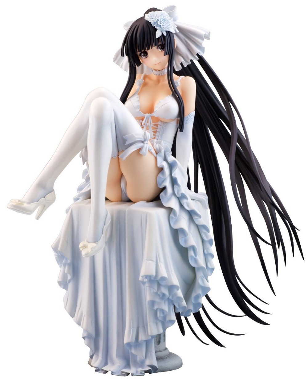 <font><b>Hot</b></font> Sale Tony Taka Calendar Narukami Yuno Yumemiru Hakoiri Musume 1/8 Scale Skytube T2 Art <font><b>Girls</b></font> <font><b>Sexy</b></font> 23CM Action Figure Toys image