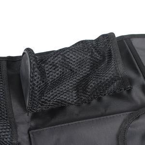 Image 4 - Assento de carro saco de armazenamento multi bolso organizador banco traseiro automático arrumado bolsa acessórios