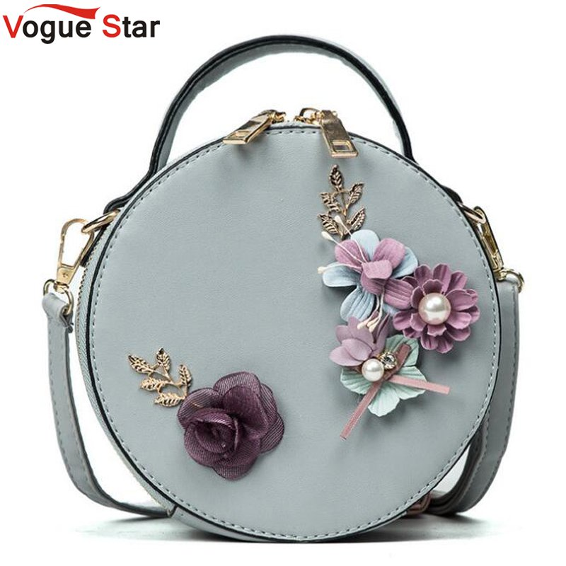 Women Bag Female Handbags Leather Shoulder Bag Crossbody Famous Brand Tote Handbag Round Flower Black Cute Small Fashion Bags women bag female handbags leather shoulder bag crossbody famous brand tote handbag round flower black cute small fashion bags