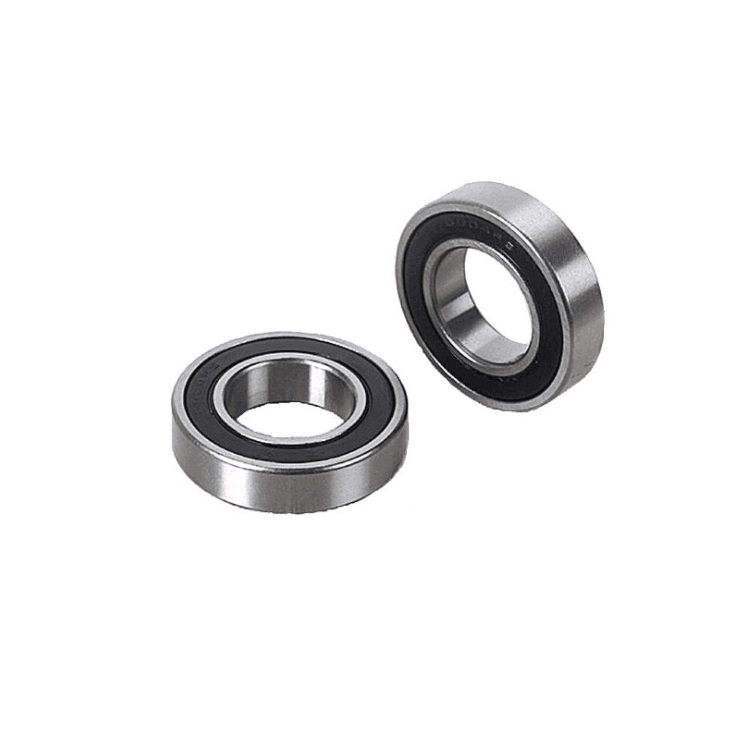 20pcs/lot S6803 2RS S6803RS Stainless Steel ball bearing 17x26x5 mm Deep Groove Ball Bearing 17*26*5-in Shafts from Home Improvement    2
