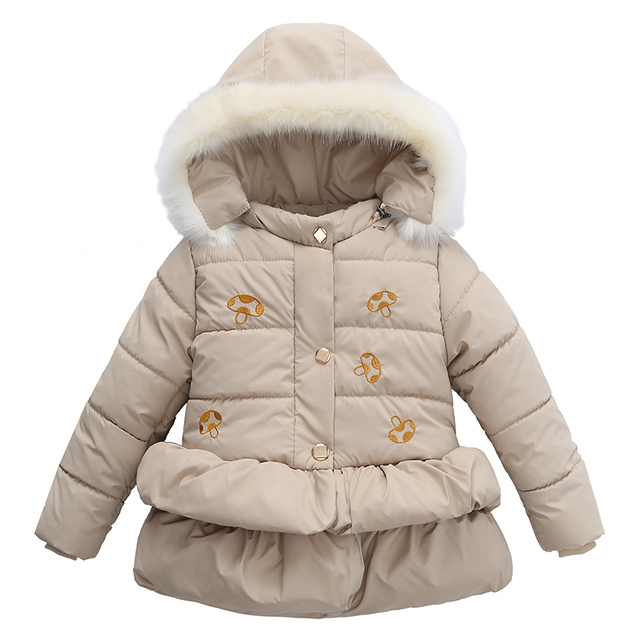 Aliexpress.com : Buy 2017 Winter Jacket Elegant Girls Kids ...