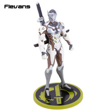 Anime Game Genji PVC Figure Collectible Model Toy 18cm Boxed