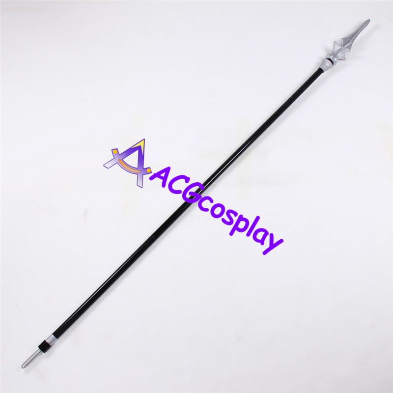 Fate Grand Order Ruler Jeanne d'Arc Flagpole wand prop cosplay prop pvc made ACGcosplay compatible tv lamp for samsung hls5686wx xaa