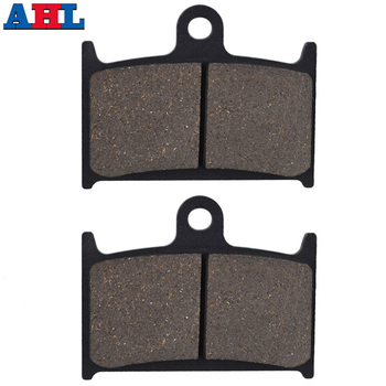 Motorcycle Front Brake Pads Discs Disk For SUZUKI RF900RR RF900RS F900RS2 RF900RT RF900RV RF900RW RF 900RR 900RS 900RT 900RV image