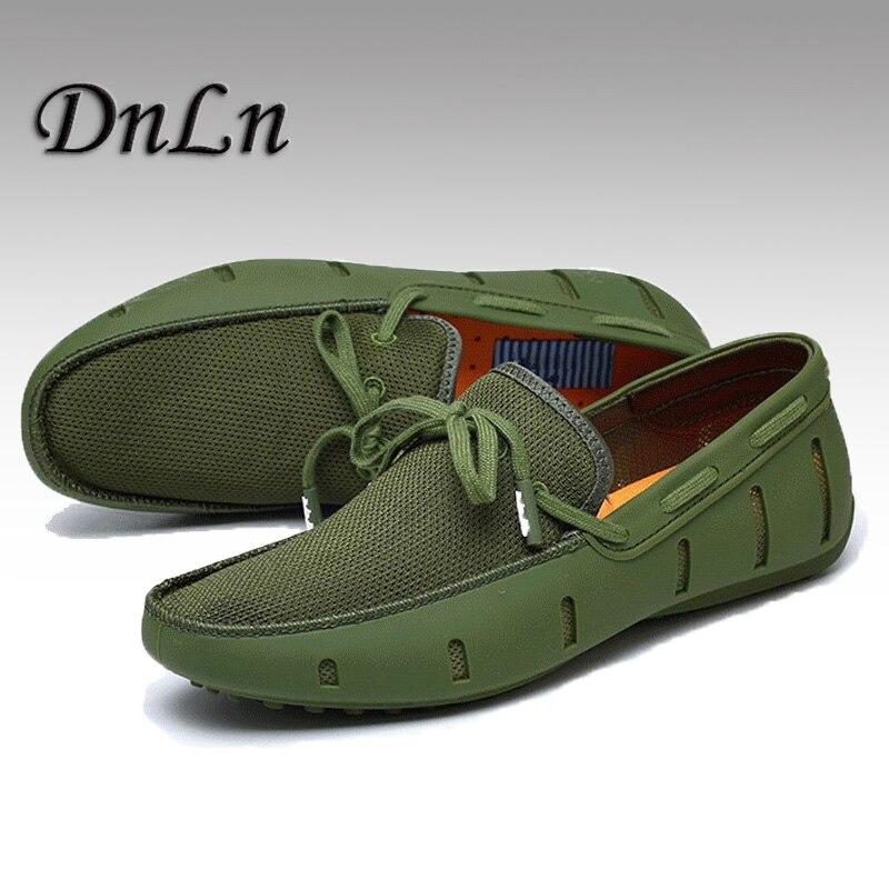 Transpirable Slip on zapatos de verano hombres hombres verano Casual 2018 cómodo cfbb70
