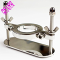 35mm de acero Inoxidable Escroto Camilla pene del anillo del martillo de metal productos del sexo Bola de Camilla Peso para CBT crotum para hombres