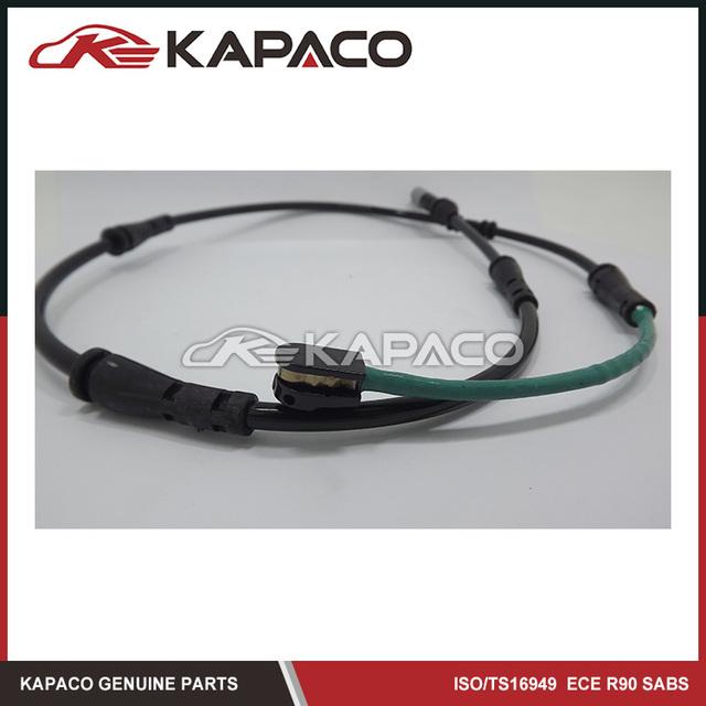 Brand New Peças de Reposição Sensor de Indicador de Desgaste da Pastilha de Freio Traseira Direita 34356791962 34356791964 Para BMW 550i F10 F12 F13