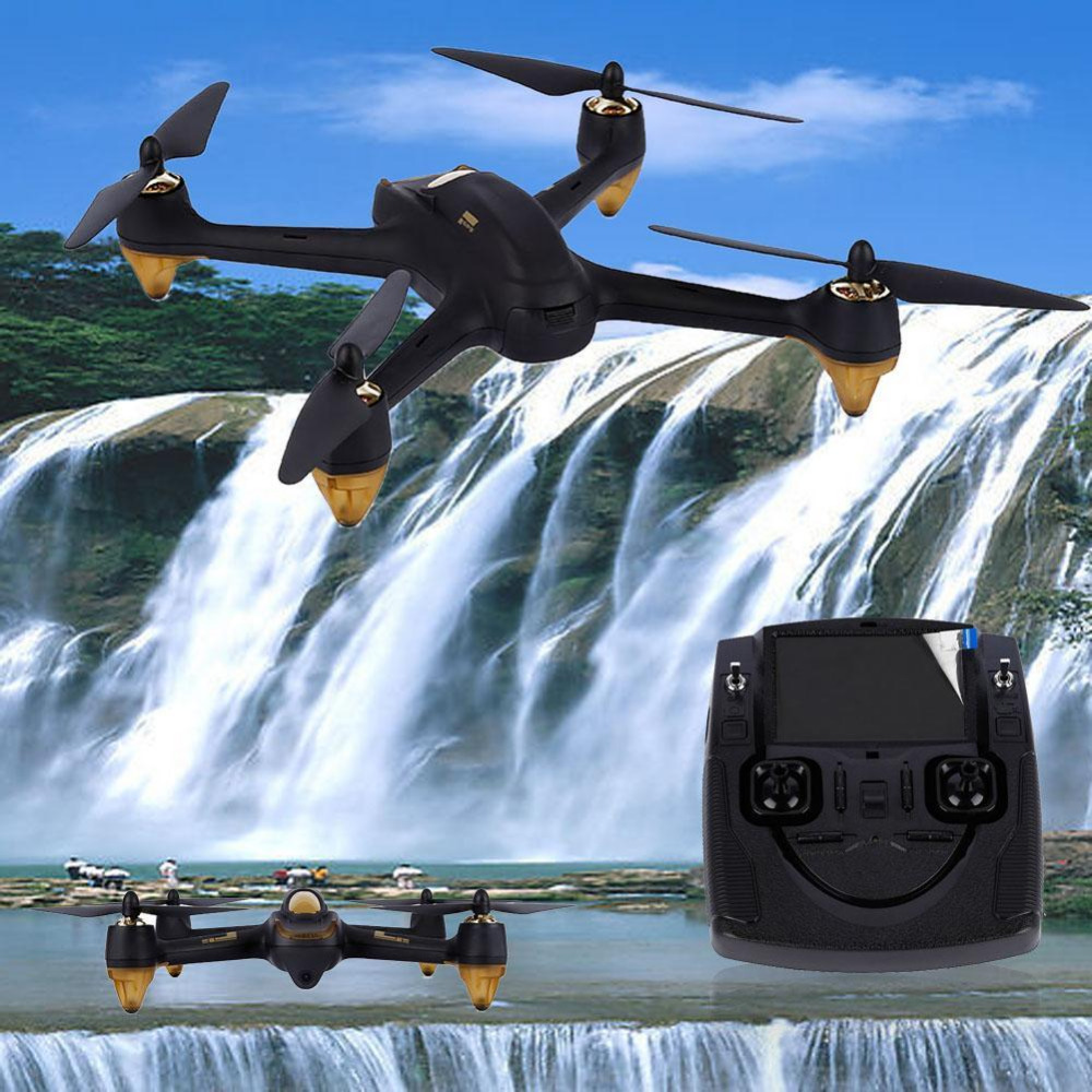GPS-Based Navigation  H501S Drone Quadcopter Helicopter HD Camera Black gps навигатор lexand sa5 hd