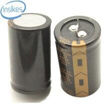Febre Hi-Fi De Áudio Topo Poder Capacitor Eletrolítico 10000 uf 63 V Capacitor de 85 Graus