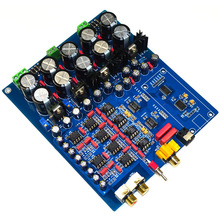 Dual Chip PCM1794+AK4113 DAC Decoder 24bit 192K Support Fiber Coaxial Decoding Board For Power Amplifiers