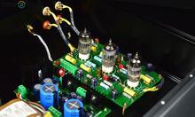 ZEROZONE DIY Kit MM RIAA Turntable Preamplifier Ear834 12AX7 Tube Phono font b Amplifier b font