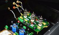 Zerozone (DIY Kit) мм RIAA проигрыватели предусилитель Ear834 12AX7 лампового усилителя полный комплект