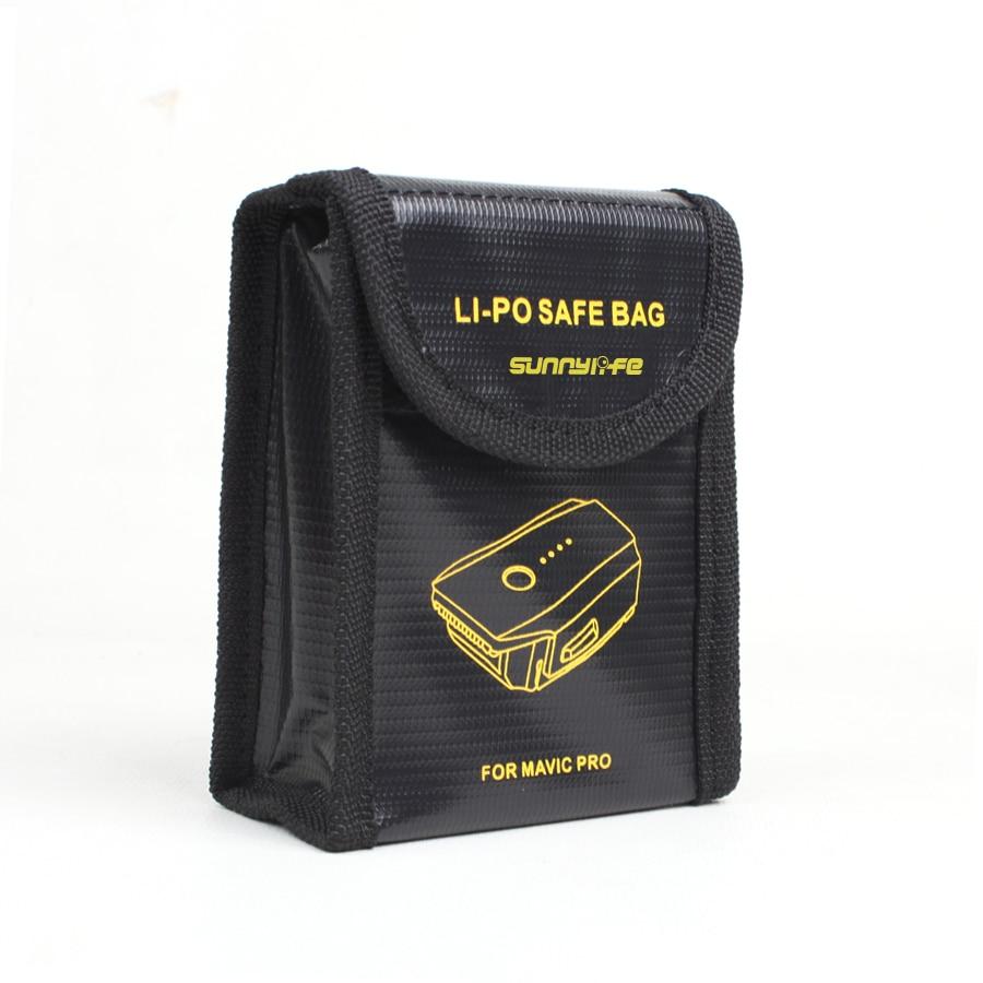 5бр Lipo Safe Bag батерия взривозащитна - Камера и снимка - Снимка 3