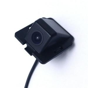 Image 2 - 1 Set HD Auto Videocamera vista posteriore Per Mitsubishi Outlander 2007 2012 di Visione Notturna Auto Retromarcia della Macchina Fotografica Del Veicolo Telecamere per il Parcheggio