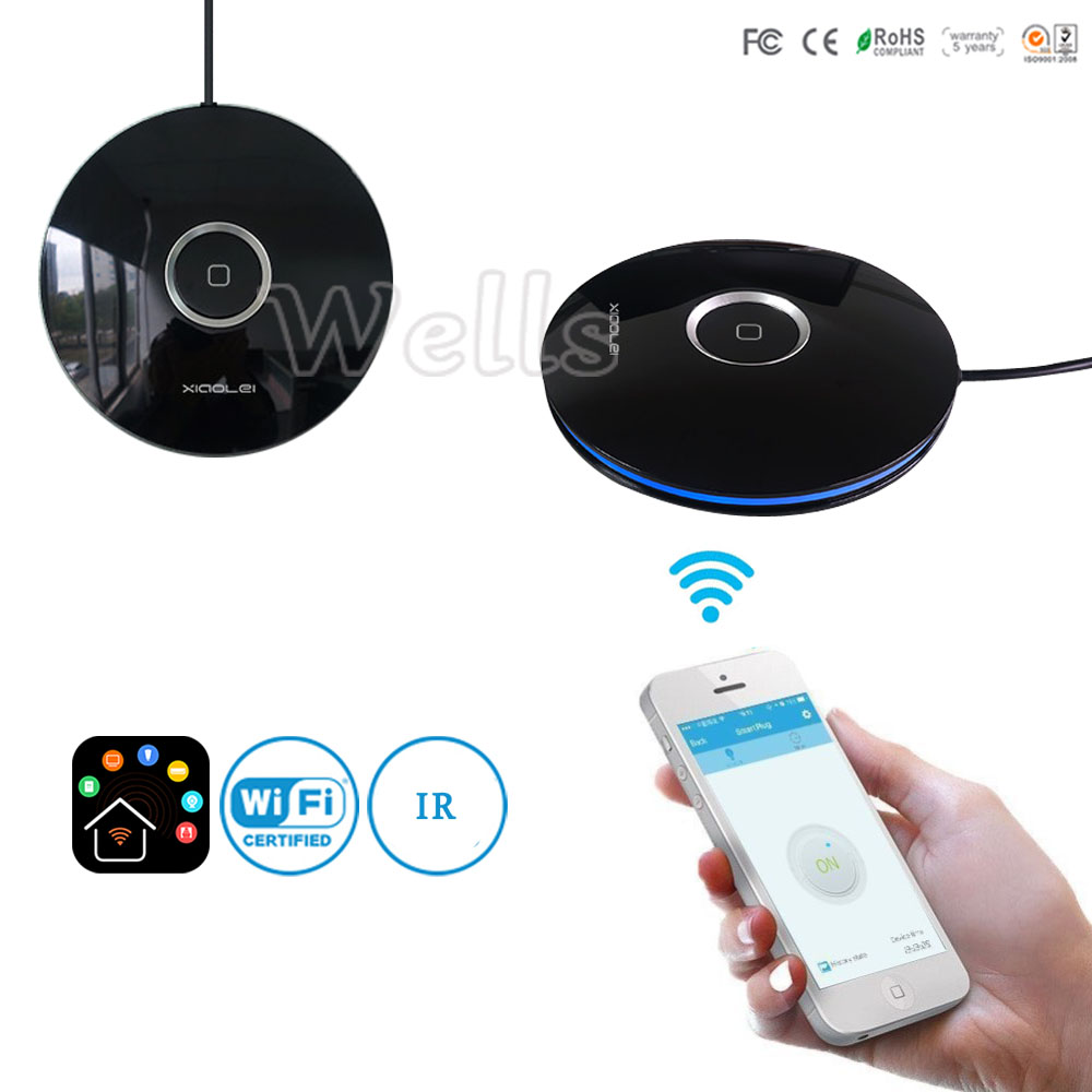 NEW LTECH WIFI+IR+RF Universal Intelligent remote Smart home Automation control  for iphone IOS Android Xiaolei Wifi remote детская игрушка new wifi ios