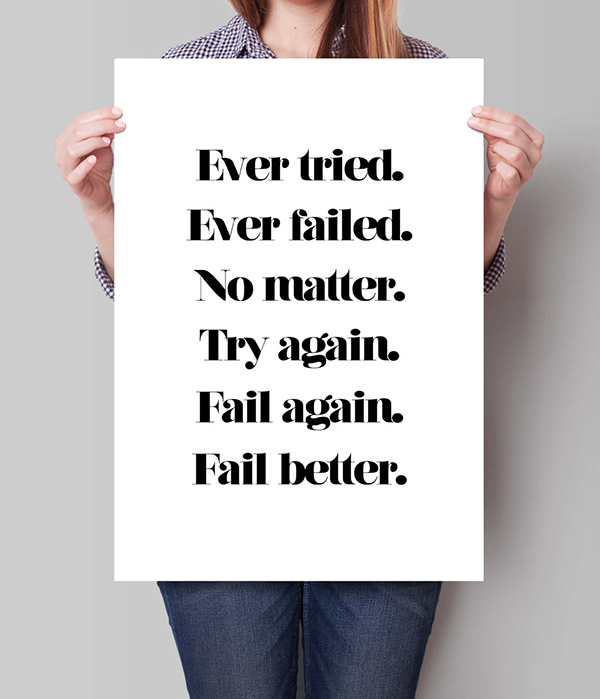 Image result for try again quote