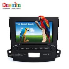 Автомобильный GPS navi радио Головного Устройства стерео dvd-плеер для Mitsubishi Outlander Quad Шнура Android 5.1.1