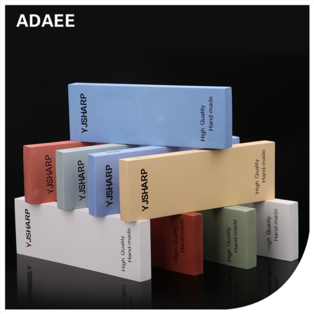 Adaee Professional Knife Sharpener single Side Whetstone 240 400 1000 4000 5000 Grind stone Suitable for Outdoors various tools professional knife sharpener knife sharpener grinding stone - title=