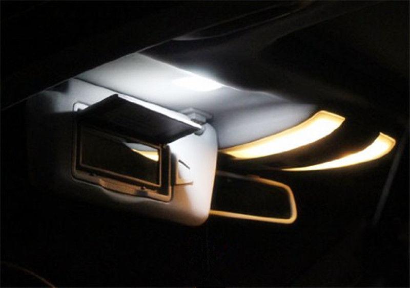 Canbus Witte LED Deur Voet Gebied Vanity Kofferbak Verlichting Voor ...