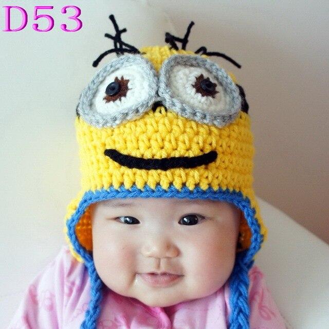 Häkeln Tierhüte Neugeborenen Kleinkind Baby Jungen Mädchen Headwear ...