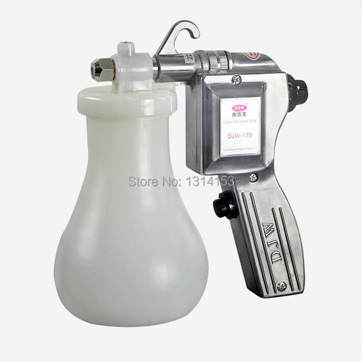 Electric spray gun Textile cleaning gun Decontamination spray gun Water spray gun