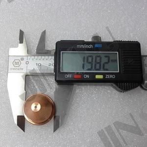 Image 4 - Elektrody 50 + 1.2 1.6 1.8 końcówki 50 YGX 100 YK 100 100A YGX 100103 YK 100102 Huayuan LGK 100 LGK 120 materiały eksploatacyjne CNC palnik plazmowy