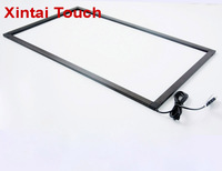 Free Shipipng! 15 inch touchscreen 2 points infrared touch screen overlay IR touch frame