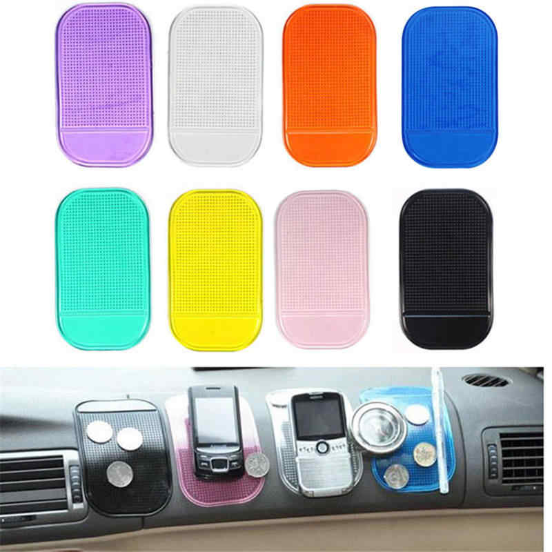 Auto Magic Anti-Slip Dashboard Sticky Pad Non-slip Mat Houder Voor GPS Mobiele Telefoon Auto Interieur Accessoires voor iphone Auto Apparaat