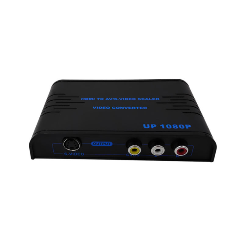 S-Video to HDMI Converter