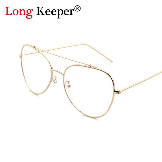 Long Keeper 2017 Fashion Design Oval Glasses Frame Women Most ...