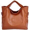 100% природных коровьей женская сумочка высокое качество дизайнер из натуральной кожи тотализатор для дам PT02