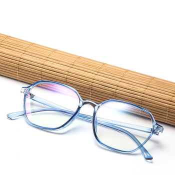 Higodoy 2019 New Retro Glasses Frame Computer Polygonal Prescription Women Fashion Designer