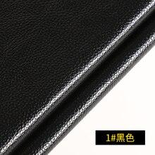Oil Wax Litchi Grain Leather