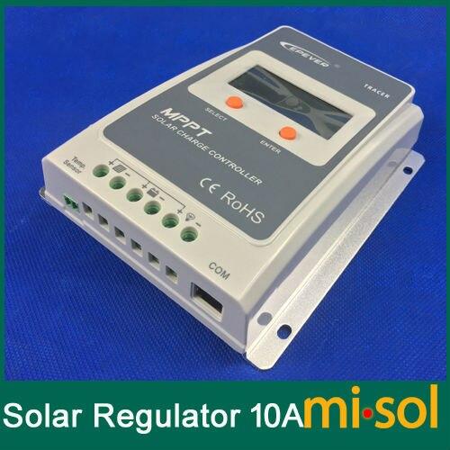 Tracer MPPT Solar regulator 10A, 12/24v, Solar Charge Controller 10A a2ib 10a