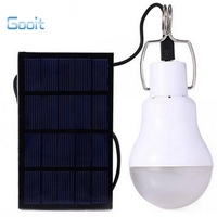 Solar Power LED Light Bulb Outdoor Solar Lamp Green Energy Ground Buried Solar Deck Light 150LM