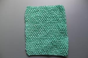 Image 5 - Tutú de 9 pulgadas para niña, Top de tubo de ganchillo, diadema elástica de colores, 34 colores, envío gratis, 45 unidades/lote