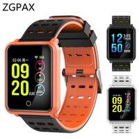 New PK Huami Amazfit Bip Smart Watch D88 Smartband Heart Rate IP68 Waterproof Smart Watch Watchs