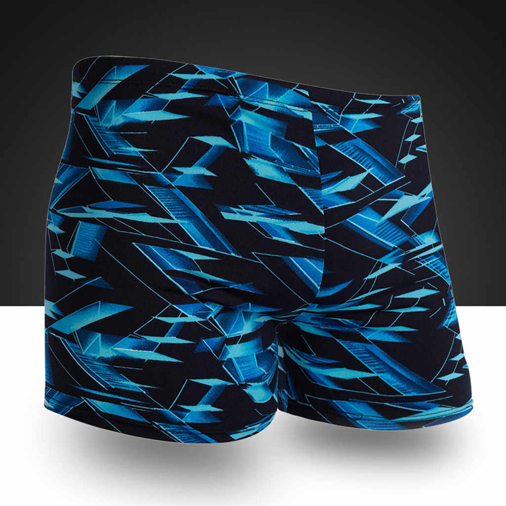 Fast-drying Shorts Blue Trunks Beach Board Swimming Short Quick Drying Pants Running Sports Surffing Shorts For Men A13