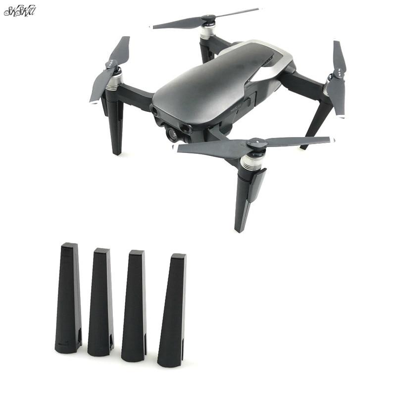 Объёмный рисунок (3D-принт) удлиненной посадки Шестерни 7 см повысить ноги камеры Gimbal защиты для dji Мавик Air Drone аксессуары