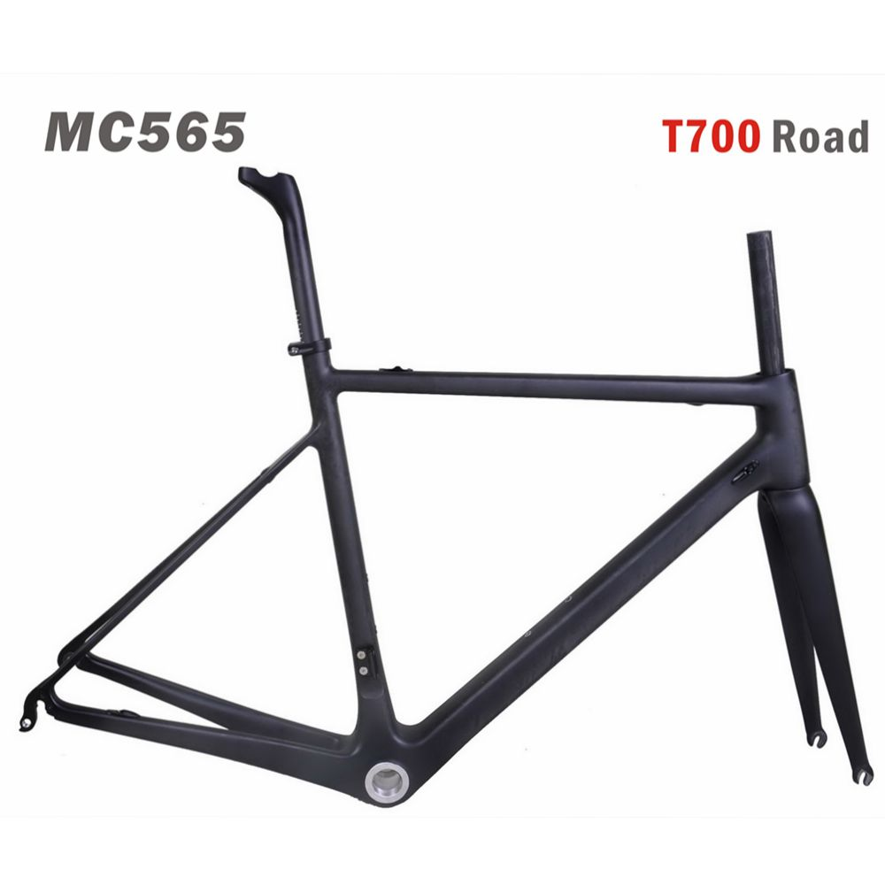 2017 hot sale Toray t700 Carbon fiber Road Bike Frame 900-1080g Miracle 700*25C Road Bicycle Frame gemany style oem carbon road bike frame toray t800 carbon road bicycle frame on sale ems free shipping