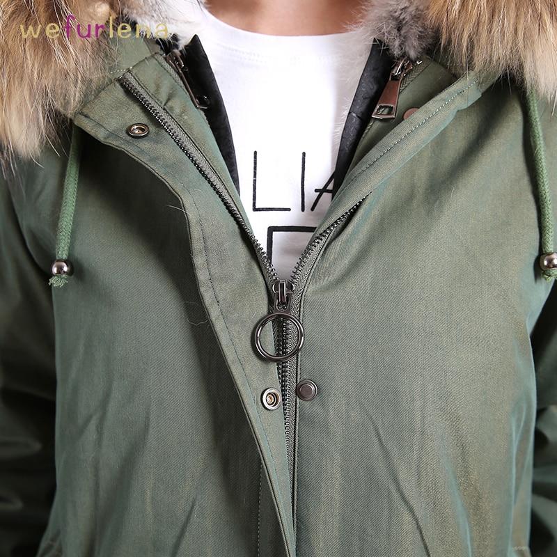 Fourrure Rides Lapin Avec Veste Col Réel Manteau En Capuche livraison De Super Vêtements Gilets Véritable Étanche Femmes D'hiver RqqWwrfEIU