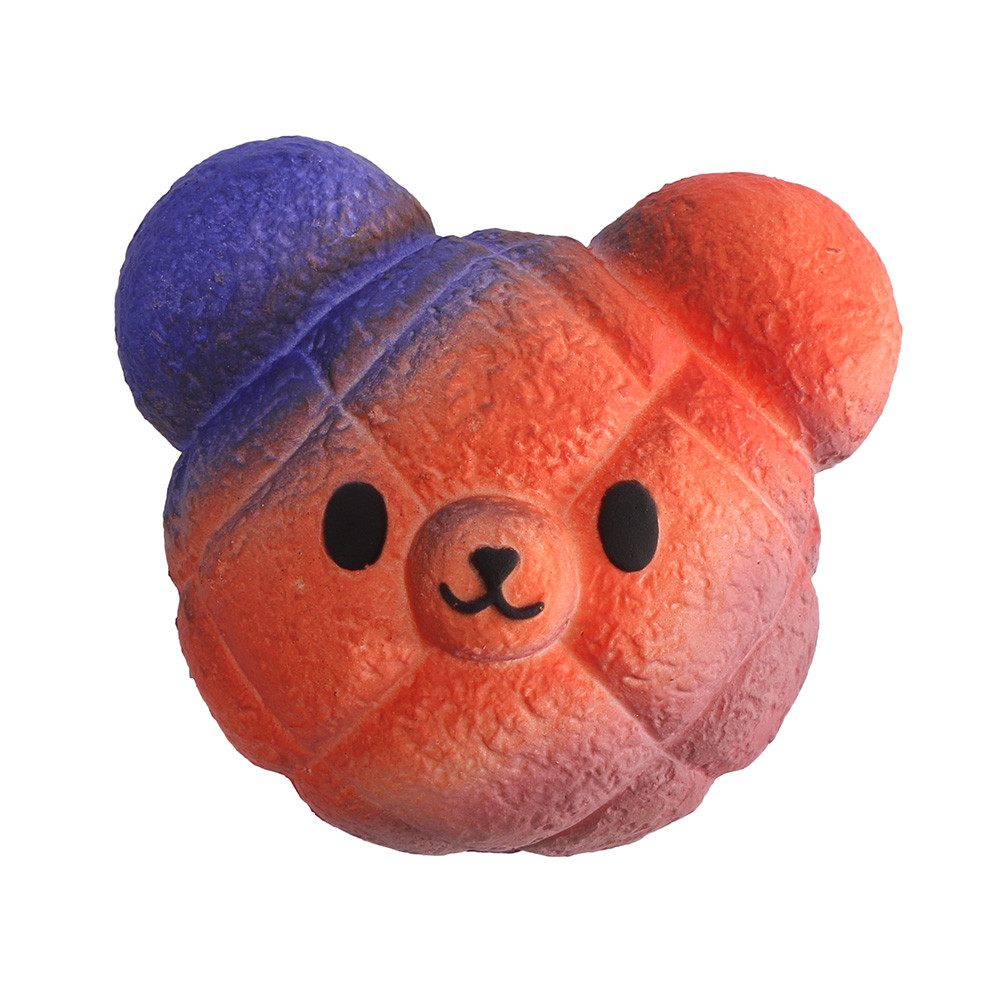 Color Changing Bear Bun Squishy 10