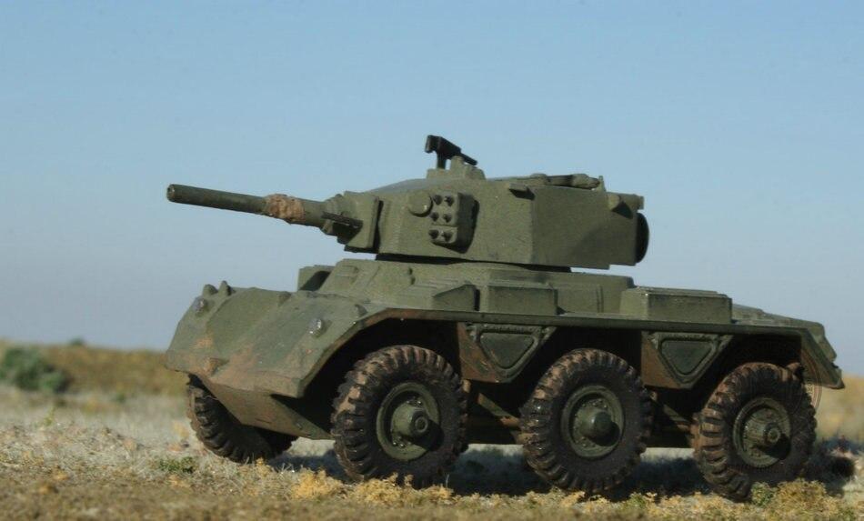 Cool model train military Saladin Austria ROCO professional