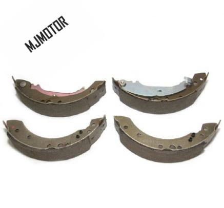 US $36 55 |1pair Rear Brake shoes kit for Chinese SAIC ROEWE MG3 Auto car  motor parts 10040701-in Car Brake Pads & Shoes from Automobiles &